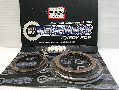 5R110W Torqshift Transmission Clutch Plate Set by Exedy 2005-up