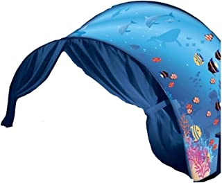 Dream Tents Fun Pop up Tent- Undersea World- Twin Size
