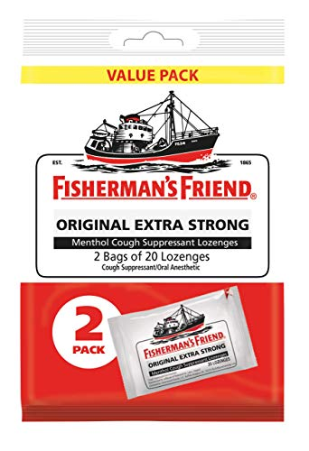 Cough Drops by Fisherman