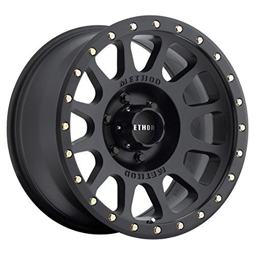 "Method Race Wheels 305 NV Matte Black 17x8.5 6x5.5, 0mm Offset 4.75"" Backspace, MR30578560500"