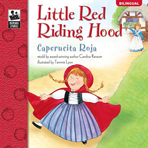 Little Red Riding Hood/Caperucita Roja (Brighter Child: Keepsake Stories (Bilingual))