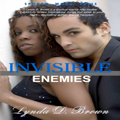 Invisible Enemies audiobook cover art