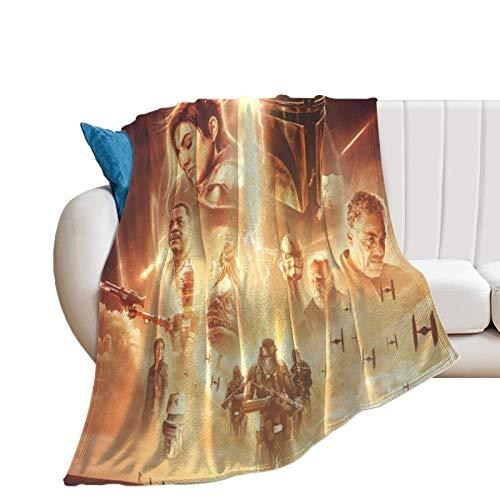 Manta de playa de Star Wars Mandalorian (150 x 130 cm)