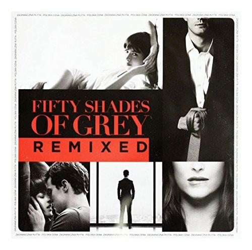 Fifty Shades Of Grey soundtrack (Remix album) (Pięćdziesiąt Twarzy Grey'a) (PL) [CD]