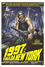 Pop Culture Graphics Escape from New York Poster Movie Italian 11x17 Kurt Russell Lee Van Cleef Ernest Borgnine