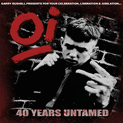 OI 40 Years Untamed (Various Artists)