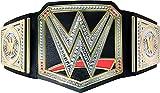 WWE Cinturón Campeonato Pesos Pesados, disfraz de juguete para niños mayores de 8 años (Mattel Y7011)