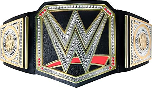 WWE Cinturón Campeonato Pesos Pesados, disfraz de juguete para niños mayores de 8...