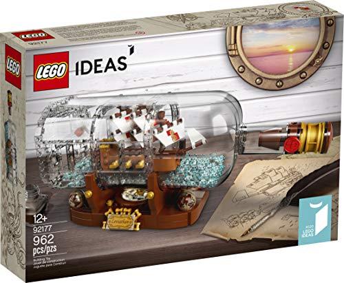 Le Bateau en Bouteille LEGO® Ideas 21313 - (962 pièces) - 5