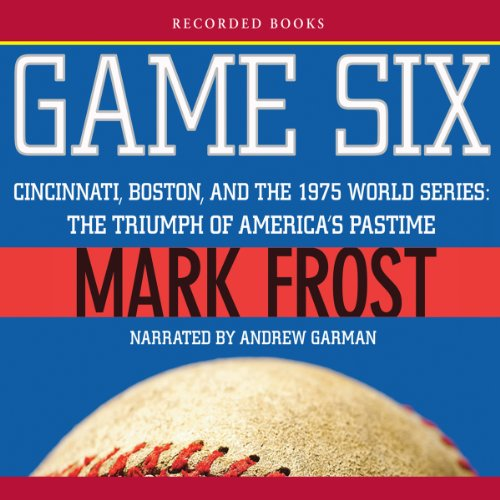 Game Six audiobook cover art