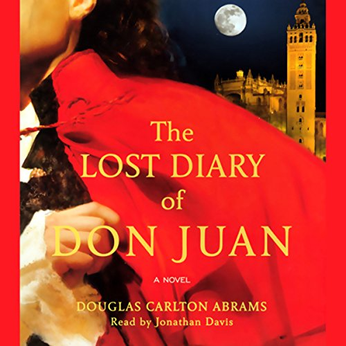 The Lost Diary of Don Juan audiobook cover art