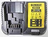 DeWalt DCB113 XR - Cargador universal (10,8 V, 14,4 V, 18 V)