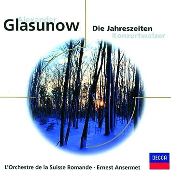 Glasunow: Jahreszeiten