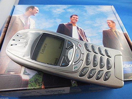 Nokia 6310i 6310i Teléfono Lightning Plata