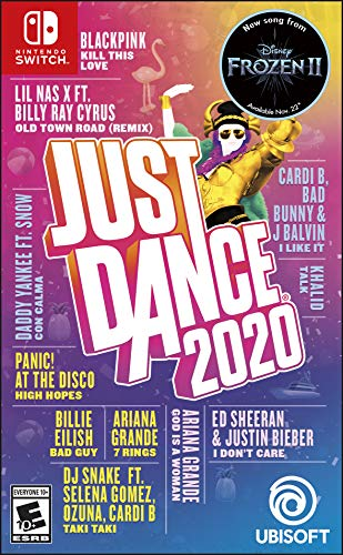 Just Dance 2020 - Nintendo Switch Standard Edition Delaware