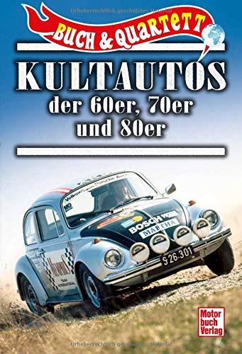 Kultautos der 60er/ 70er/ und 80er (Quartett)