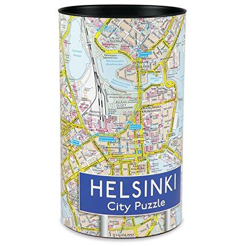 Extragoods City Puzzle - Helsinki