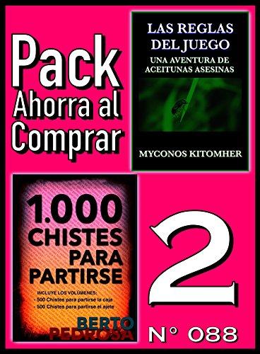 Pack Ahorra al Comprar 2 (Nº 088): 1000 Chistes para partirse ...
