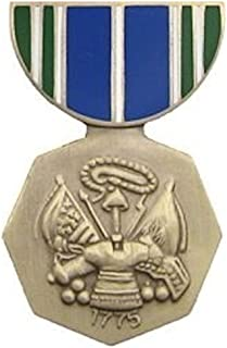 Army Achievement Mini Medal Small Pin