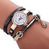 Wrist Watches for Men, Women Metal Strap Watch,Sports Fan Jewelry & Watches,Black,Watch for Women