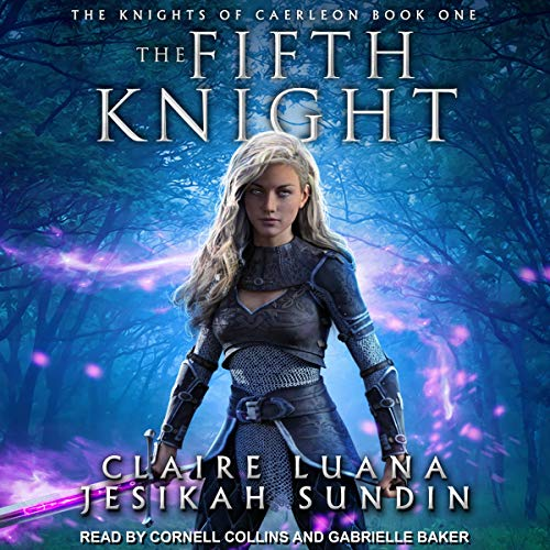 The Fifth Knight audiobook cover art