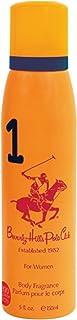 Beverly Hills Polo Club 1 Fragrance Spray for Women, 150 Ml