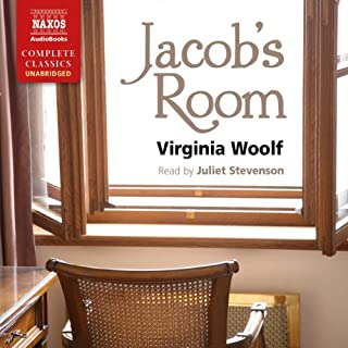 Jacob's Room                   By:                                                                                                                                 Virginia Woolf                               Narrated by:                                                                                                                                 Juliet Stevenson                      Length: 6 hrs and 51 mins     15 ratings     Overall 4.2