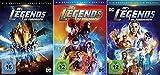 DC's Legends of Tomorrow Staffel 1-3