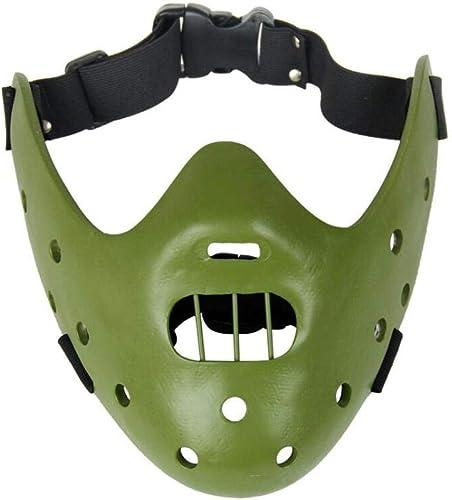 precios ultra bajos QJXSAN Colección de máscaras temáticas Máscara Máscara Máscara Boutique Máscara de Resina Máscara de Halloween de Cordero silencioso  forma única