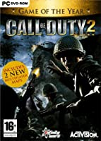 Call of Duty 2: Game of the Year Edition (PC) (輸入版)