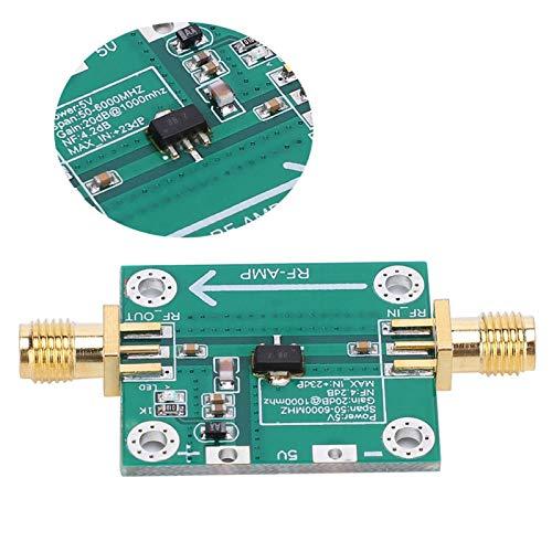 Módulo amplificador de bajo ruido Amplificador de alta frecuencia Módulo LNA Módulo amplificador de interruptor de RF Módulo de banda ancha LNA Receptor para SDR Radio FM de ondas cortas