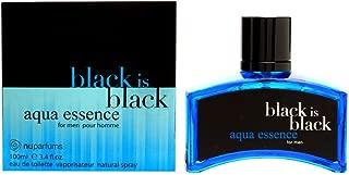 Best black is black aqua essence Reviews