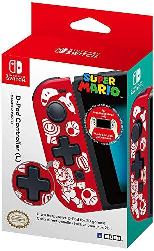 Manette D-Pad G Super Mario (Nintendo Switch)