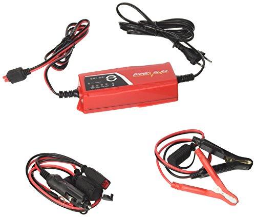 Kraftwerk 31311 Chargeur de batterie intelligent 6/12 V 1,1 A