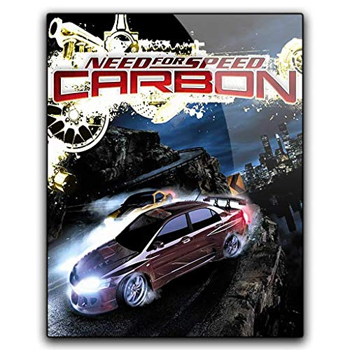 EPC Games – N-F-S Carbon Action & Racing PC Game (Digital Download) No DVD/CD (No Online Multiplayer) – Single Player Mode (PC).
