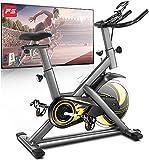 ANCHEER Bicicleta de Spinning Bicicleta Estática de Ejercicio...