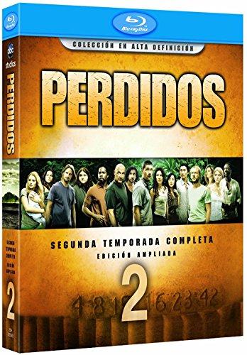 Perdidos - Temporada 2 [Blu-ray]