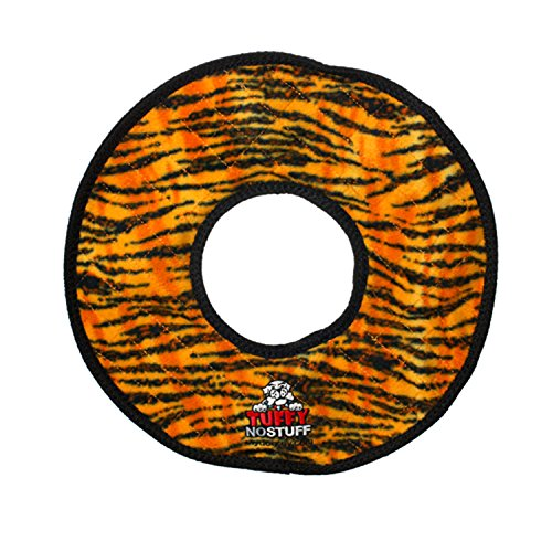 Tuffy No Stuff Mega Ring Tiger