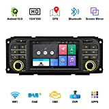 Android 10.0 Car Stereo Radio Multimedia Player for...