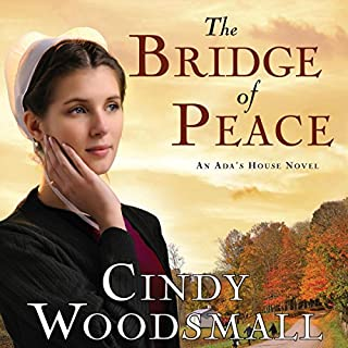 The Bridge of Peace audiobook cover art