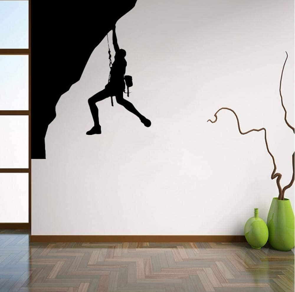 Wall Stickers Mountain Climber At the price shopping Mountaineer Decal Vinyl