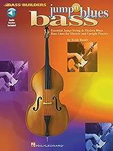Jump n Blues Bass Book/CD