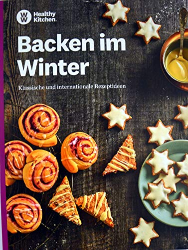 Backen im Winter Kochbuch von Weight Watchers