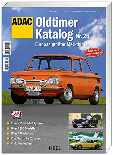 Oldtimer Katalog Nr. 26: Europas größter Marktführer