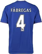 Fabregas #4 Chelsea Home Soccer Jersey 2015 (2XL)