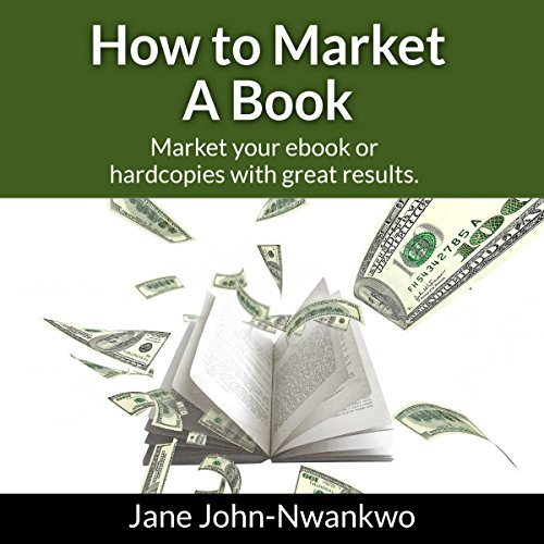 How to Market a Book audiobook cover art