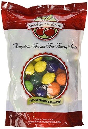 SweetGourmet Concord Dubble Bubble Seedling Gum Gumballs (Filled), 1.5lb