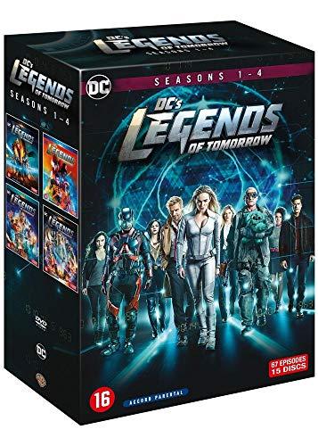 DC's Legends of Tomorrow-Saisons 1 à 4 [DVD]