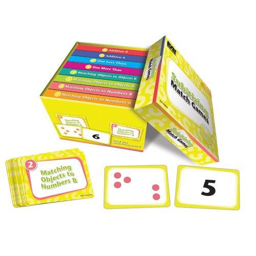 EAI Education Subitizing Match Games: Grade K