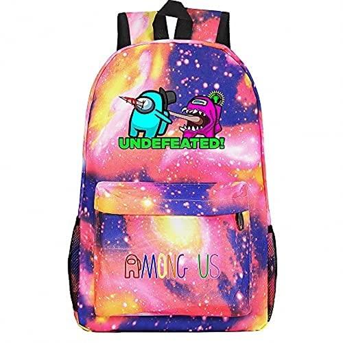 MINGPAI Mochila para niños, adecuada para mochilas escolares para estudiantes de 3 a 16 años, mochila de senderismo de ocio escolar para niños y niñas en negro (3,17.7 × 12.5 × 5.1in)